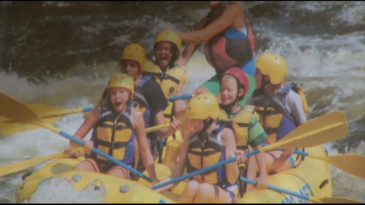 Business is booming in the East Tennessee rafting industry, store owners say