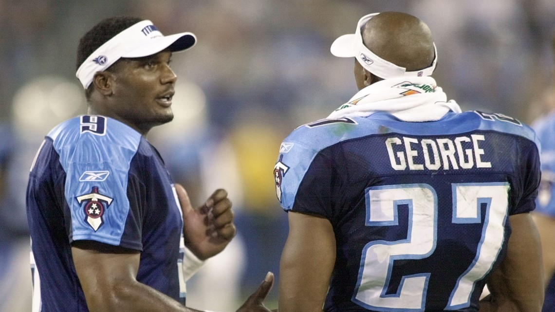 Titans will retire McNair and George's jerseys