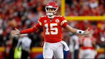 Titans will travel to Kansas City to play the Chiefs in the AFC Championship Game