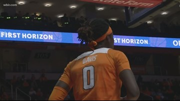 Lady Vols move to 4-0 after beating Tennessee State
