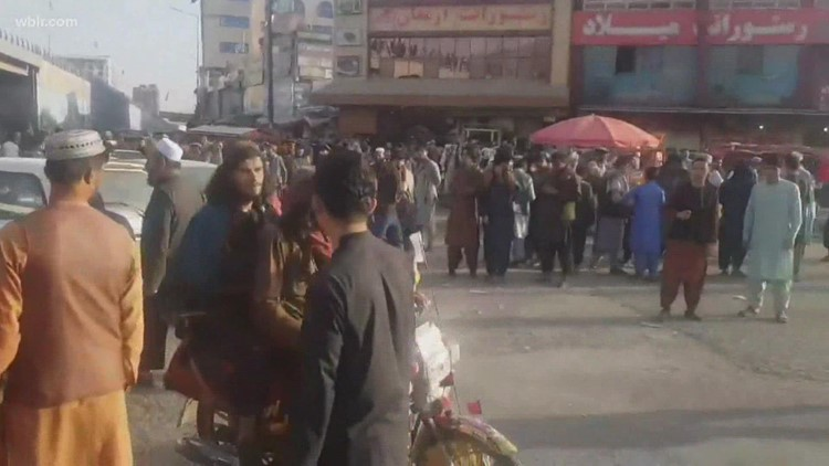 University of Tenessee professor gives context as thousands flee Afghanistan after U.S. withdrawal