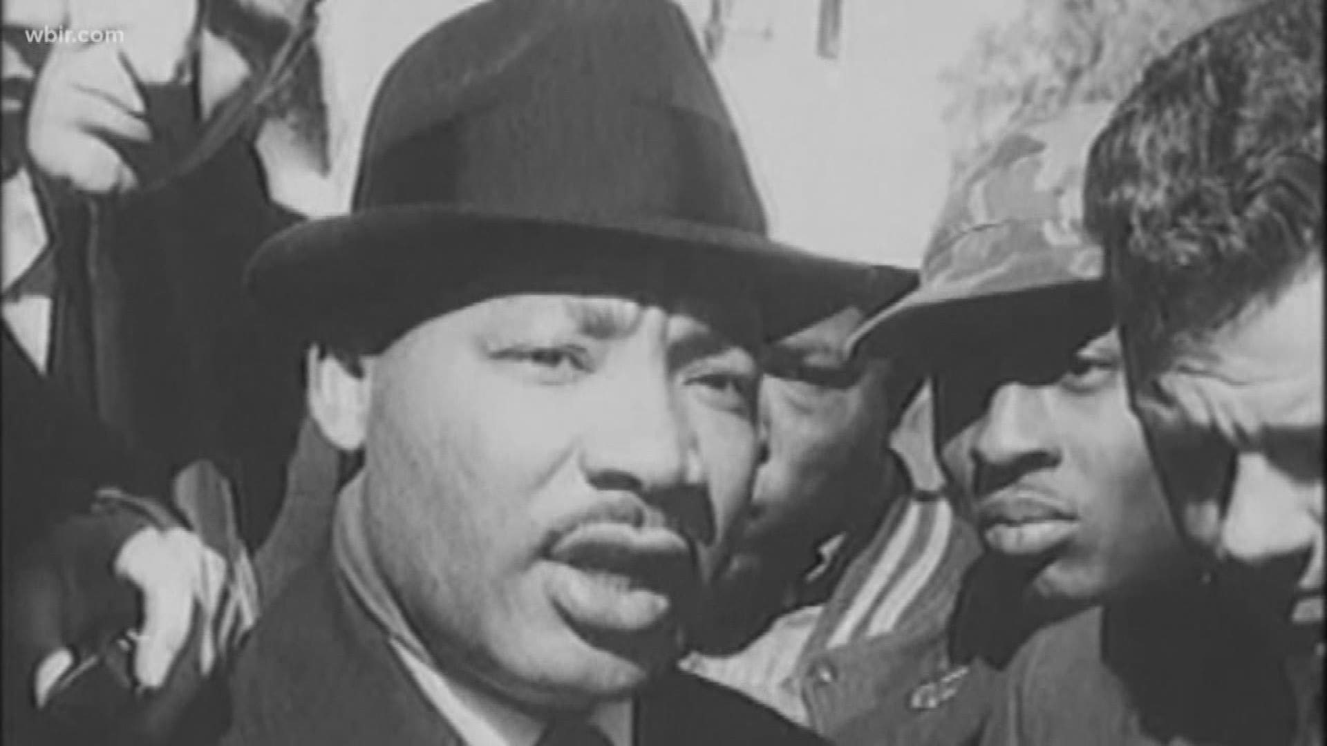 10 About Town Martin Luther King Jr Day Events And Celebrations In Knoxville Wbir Com