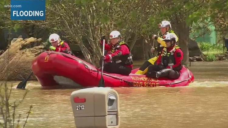 TEMA: Several roads still flooded across TN