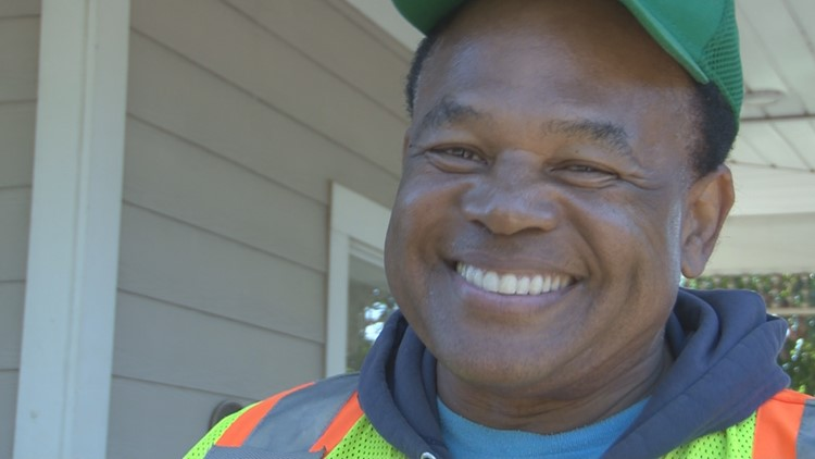 Knoxville Parks and Recreation employee celebrates 15 years of cleaning city's parks, with many more to come