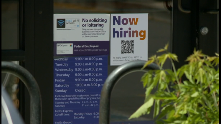 Is there a labor shortage? Experts say it depends on the line of work