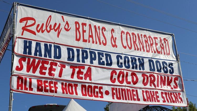 Ruby's Beans & Cornbread