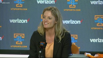 What the Lady Vols said at SEC media day