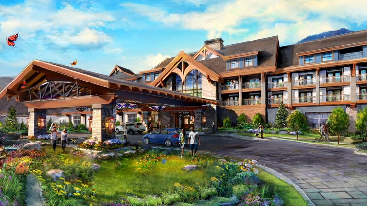 HeartSong Lodge & Resort will be Dolly Parton's next