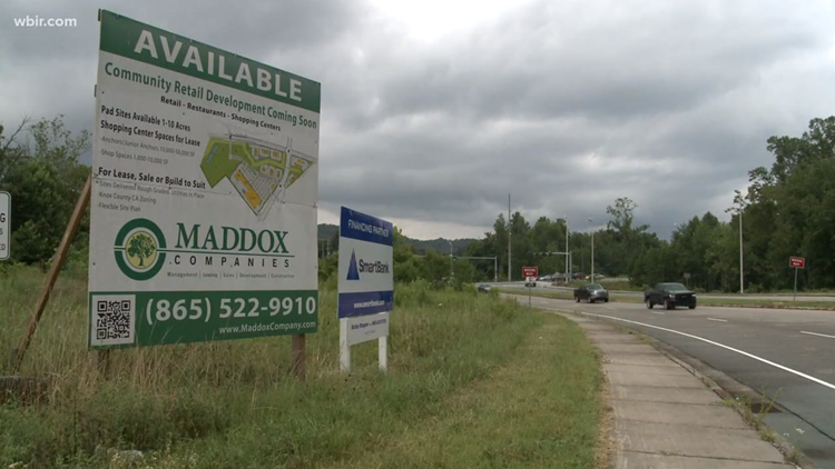 Knox leaders move forward with Schaad Road development project