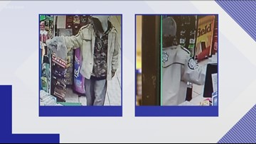 MPD investigating armed robbery at a convenience store