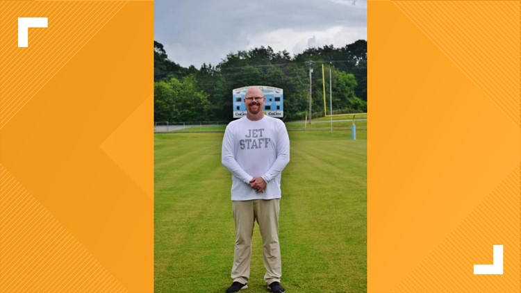 Beloved Cumberland County High School assistant football coach passed away Saturday