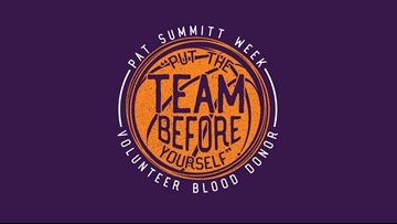 MEDIC donating to Pat Summitt Foundation for every blood donor between Feb. 3 to Feb. 7