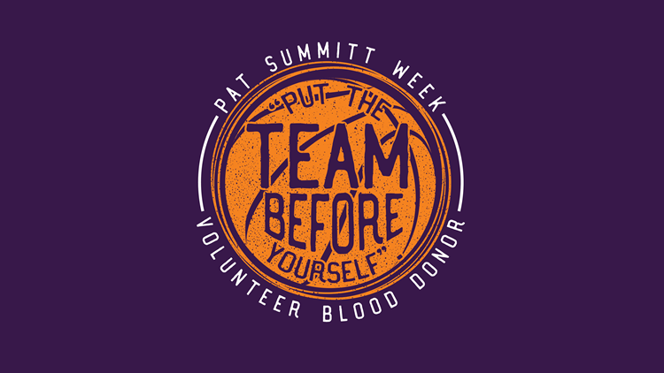 MEDIC Regional Blood Center donating to Pat Summitt Foundation for every blood donor from Feb. 3 to Feb. 7