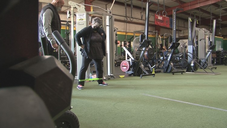 Buddy Check 10: Survivor Fitness gives strength after cancer treatment