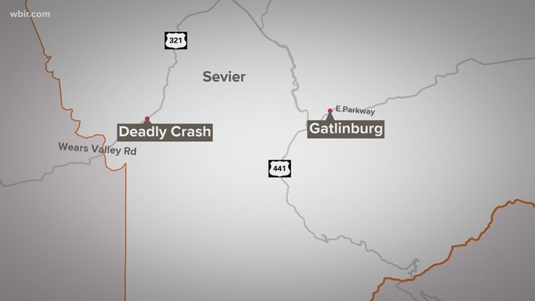Two dead after motorcycle crash in the Great Smoky Mountains