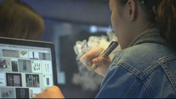 Vaping an 'emergency' issue among teens in Knox County