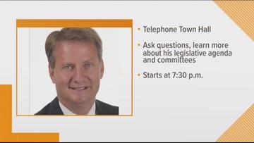 Rep. Burchett to hold telephone town hall