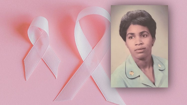 'Just continue to fight' | Knoxville man raising money for breast cancer research