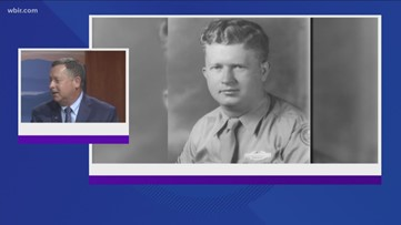 Service & Sacrifice: Son of WWII hero honors tells his father's story in a new book