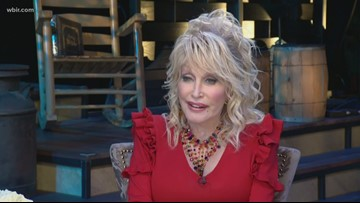 Dolly dishes on husband's taste in music..hint, it's not her music