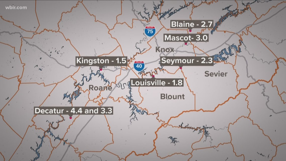 In Tennessee, earthquakes are an inevitable part of life. Here's what you need to know for next time
