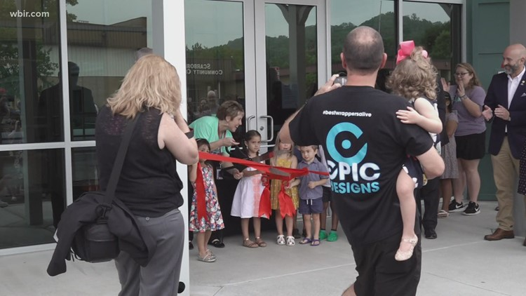 Scarboro Preschool opens in Oak Ridge, honoring the Oak Ridge 85