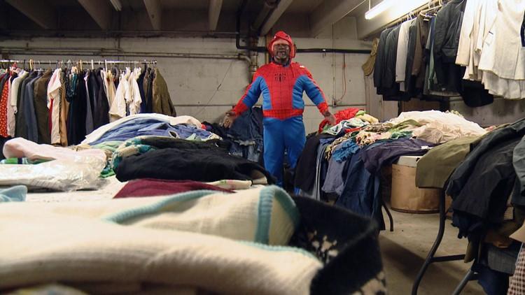 Endia Puckett Spider-Man Big Don Costumier