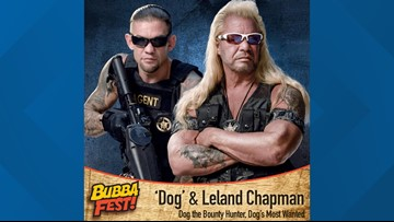 Bubba Fest Has Gone To The Dogs Dog The Bounty Hunter