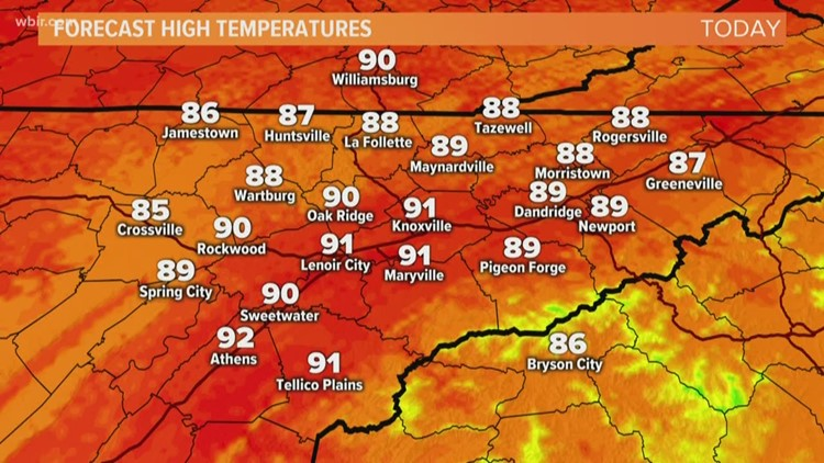 This Hot Summer Weather Continues Wbir Com