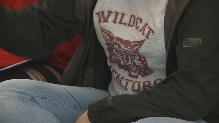 Wildcat Mentors shirt