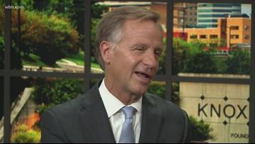 Former Gov. Haslam explains why senate job wasn't right