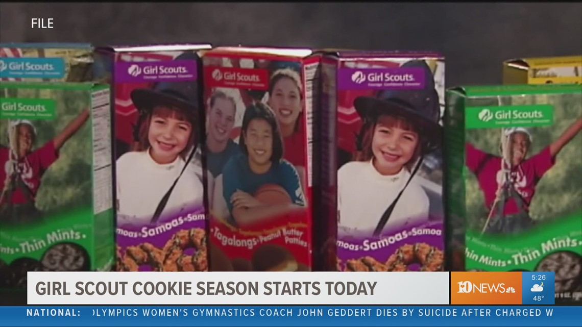 Girl Scouts of the Southern Appalachians begin cookie season