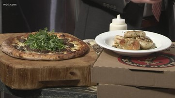 In the Kitchen: Hard Knox Pizza