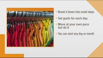 Take Steps to Tidy Up Your House