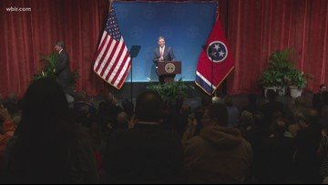 Gov. Bill Lee to visit White House today
