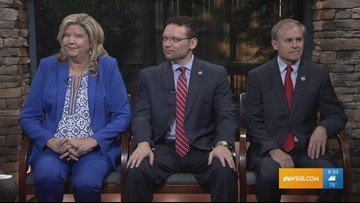 Inside TN: Gloria Johnson, Jason Zachary, Bill Dunn, Part 1