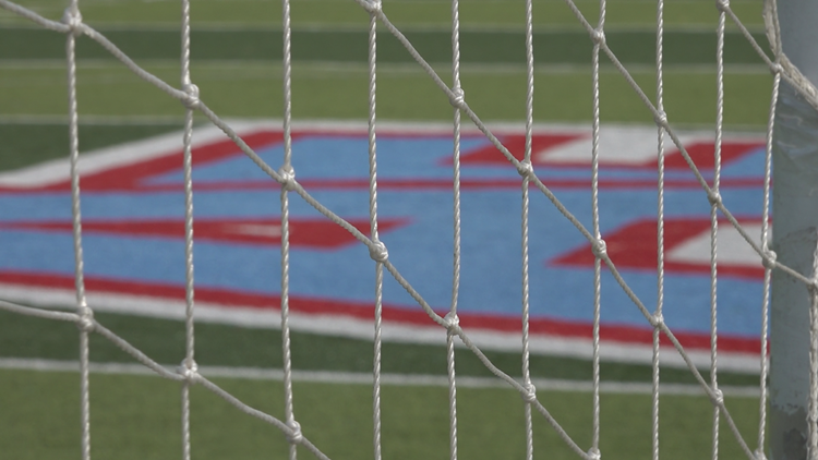 Austin-East boys' soccer finds peace on the pitch