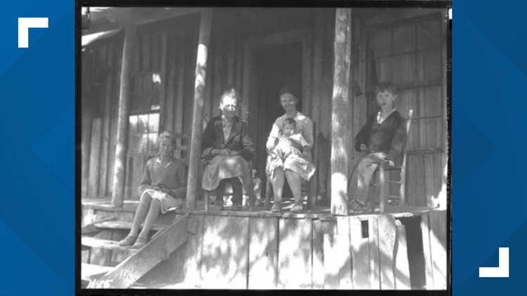 New exhibit on families displaced by Norris Dam to feature TVA photography