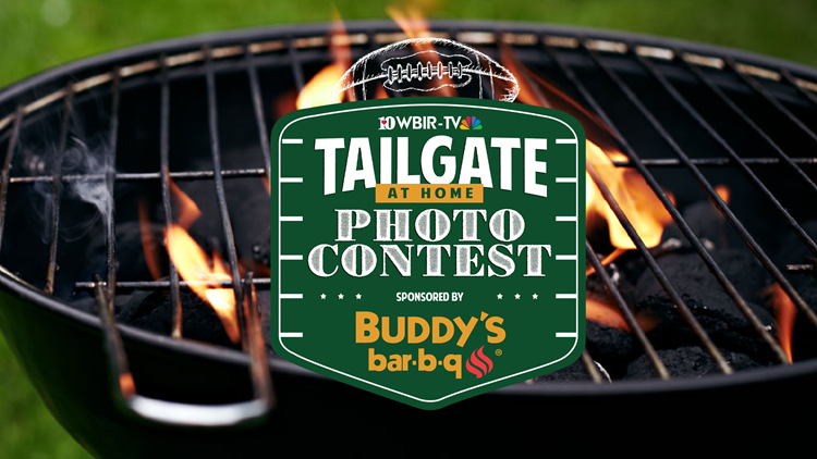 Enter to Win Buddy's BBQ Tailgate at Home Photo Contest