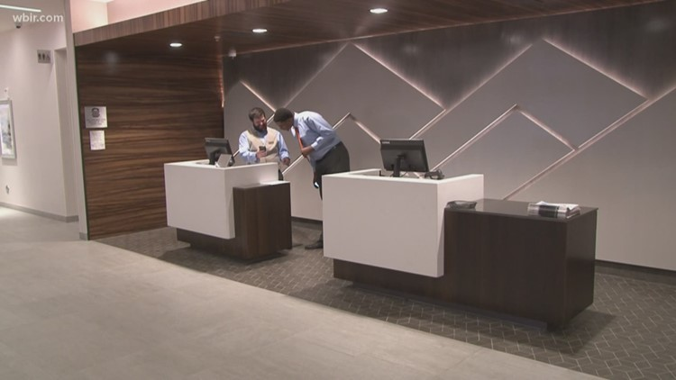 New Marriott dual hotel open to guests