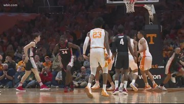 Role players stepping up big for the Vols