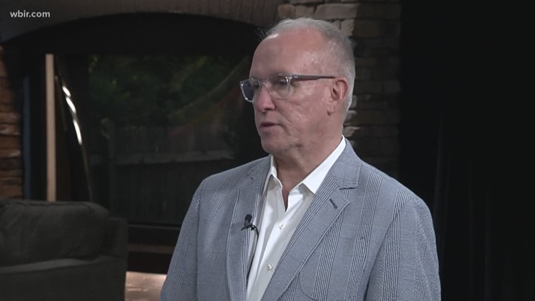 Knoxville Mayoral Candidates: Eddie Mannis talks homelessness, economic development