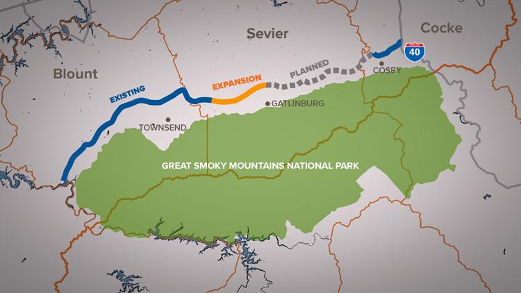 National Park Service seeking public input on future Foothills Parkway construction, improvements