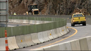 Rehab work on I-40 near Tennessee state line will cause lane closures next year