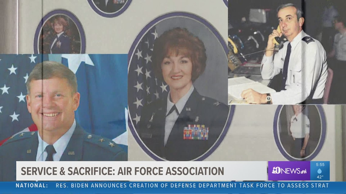 Service & Sacrifice: Flying high on anniversary 75