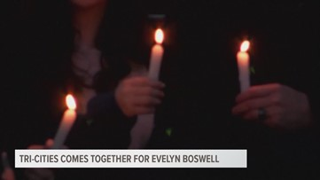 Tri-Cities comes together for Evelyn Boswell