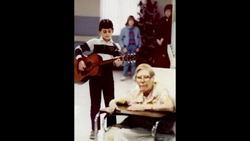 The Brad Paisley miracle duet that sparked him to serve others — at age 11