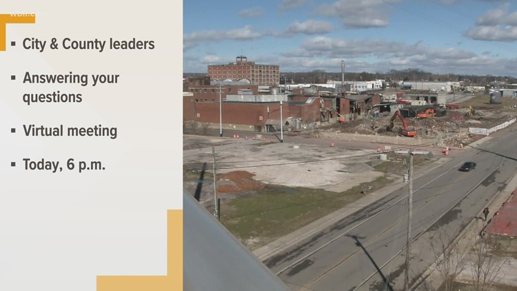 Community leaders to host virtual Q&A on proposed Downtown Knoxville stadium Thursday