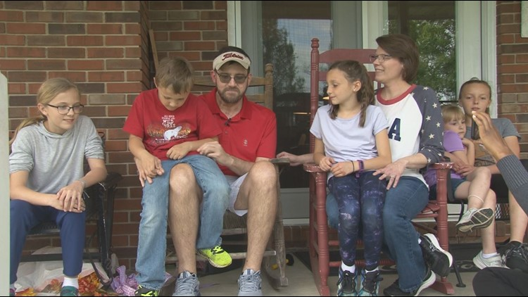 LaFollette pastor returns home after battling COVID-19 for more than 200 days