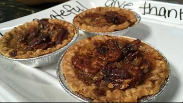 Southern Pecan Pie Minis